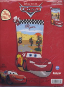 Disney Pixar Cars Lightning McQueen Stockin Felt Applique Needlepoint Kit