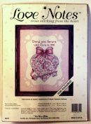 Love Notes - cross stitching from the heart - KEY TO YOUR HEART