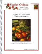 Apples and Tree Trunk - Levi Wells Prentice