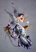 Midsummer Night's Fairy - Cross Stitch Pattern
