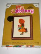 Jiffy Stitchery Travelin By Connie Blyler #706