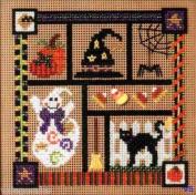 Spooky Collage - Cross Stitch Kit