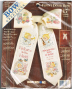 Welcome to the World Birth Record Front Door Bow Kit