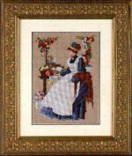 County Fair, Cross Stitch from Lavender and Lace