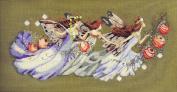 Shakespeare's Fairies Cross Stitch Pattern