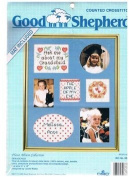 Grandchild Photo Album Counted Cross Stitch Collection