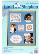 Grandchild Photo Album Counted Cross Stitch Collection