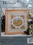 The English Garden Counted Cross Stitch Kit