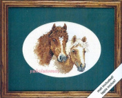 Stablemates - Cross Stitch Kit