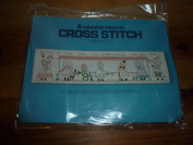 Vintage Sunbonnet Days Cross Stitch Picture Kit