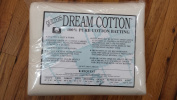 Quilter's Dream Natural Cotton Batting Request Loft Queen