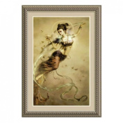 Dunhuang Flying Goddess 3d Cross Stitch Kit - 70cm By 110cm