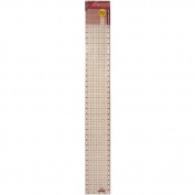 Sullivans 11cm -by-90cm The Cutting EDGE Frosted Ruler
