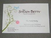 The Pedal Betty by Steady Betty