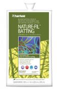 Fairfield Nature-Fil Blend quilt batting, 250cm by 290cm , Natural, 1 Batting