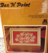 Box N Point Art Needlework Box Kit