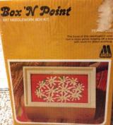 Box N Point Art Needlework Box Kit