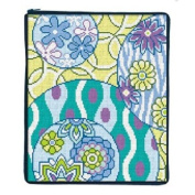 Stitch & Zip iPad Case Needlepoint Kit - SZ707 Abstract