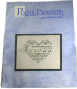 Point Passion Presente Merci MB012 Counted Cross Stitch Kit