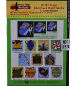 In-The-Hoop Christmas Quilt Blocks
