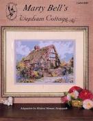 Pegasus Originals Wepham Cottage Counted Cross Stitch Kit