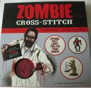 Zombie Cross Stitch Kit 12 Patterns
