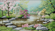 Cross stitch embroidery kit heaven source fairyland