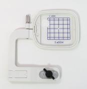New Janome Free-arm Hoop C for Janome Memory Craft 300e/350e/9500/9700 1000, 10001 Bernina Deco 330/340 Elna 8200, 8300 & 8600 Embroidery Machine from ThreadNanny