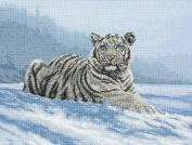 Siberian Tiger - Cross Stitch Kit - 30cm x 41cm
