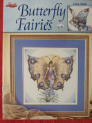 Butterfly Fairies Counted Cross Stitch Charts