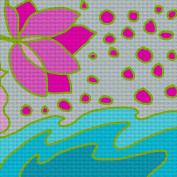 Art Needlepoint Pretty in Pink Silk Needlepoint Kit