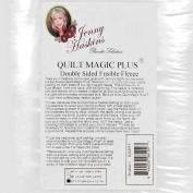 Jenny's Quilt Magic Plus- Light Double Fusible Quilt Fleece