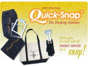 Quick Snap Multi Size Tubular Hooping Frames for Janome