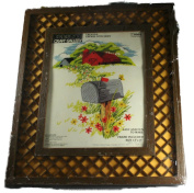 Paragon Craft Gallery Crewel Embroidery Kit - Country Scene
