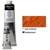 LUKAS CRYL Pastos 37 ml Tube - Cadmium Orange