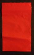 Red Ziplock Bags, 10cm x 15cm x 2.0 Mil, 100/Pack