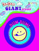 Iscream Dum Dums Candy Smile Giant Eraser