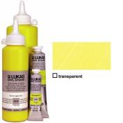 LUKAS CRYL Studio 250 ml Bottle - Fluorescent Lemon Yellow