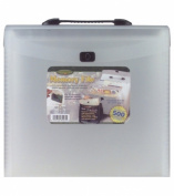 Generations Memory File Expandable Storage Case, Frost, 30cm by 30cm