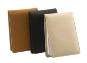 Hand-book Journal Co. Quattro Leather Journal Holder, Saddle