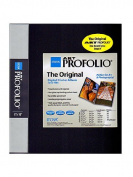 Itoya Art Profolio Storage/Display Book 20cm . x 25cm . 24 [PACK OF 2 ]