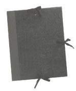 Cachet Classic Student Portfolio 23cm . x 30cm . pad with flaps