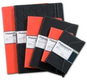 Passport Travel Journal Sketch Paper 21cm x 30cm (A4) - Black