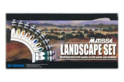 Matisse Structure Landscape Colours Set of 10 75 ml Tubes