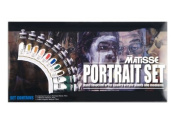 Matisse Structure Portrait Colours Set of 10 75 ml Tubes