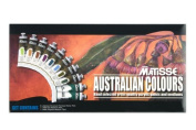 Matisse Structure Australian Colours Set of 10 75 ml Tubes
