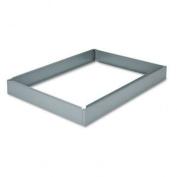 Safco 4999GRR - Base For Five-Drawer Stackable Steel Flat Files, 50w x 38d, Grey-SAF4999GRR