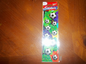 Paper Art Stickers Soccer Themed