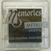 Memories Metallic Small Ink Pad-gold