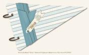 Lost & Found Portobello Road Chipboard Album Cover Kit